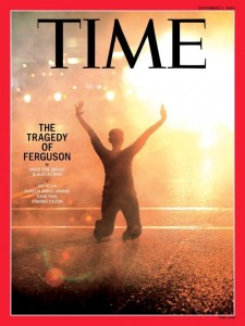 sja deception blog Ferguson Hands Up meme in Time magazine 140826 o-TIME-570