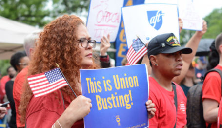 """Unions and Their """"Worker Centers"""" Behind a $15 an Hour"""
