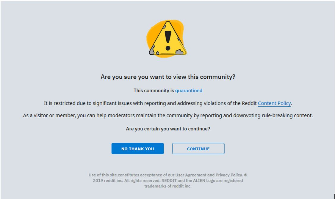 """Chapo Trap House's Reddit Community """"Quarantined"""" After"""