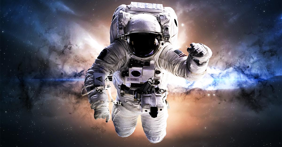 astronaut deep space - photo #10