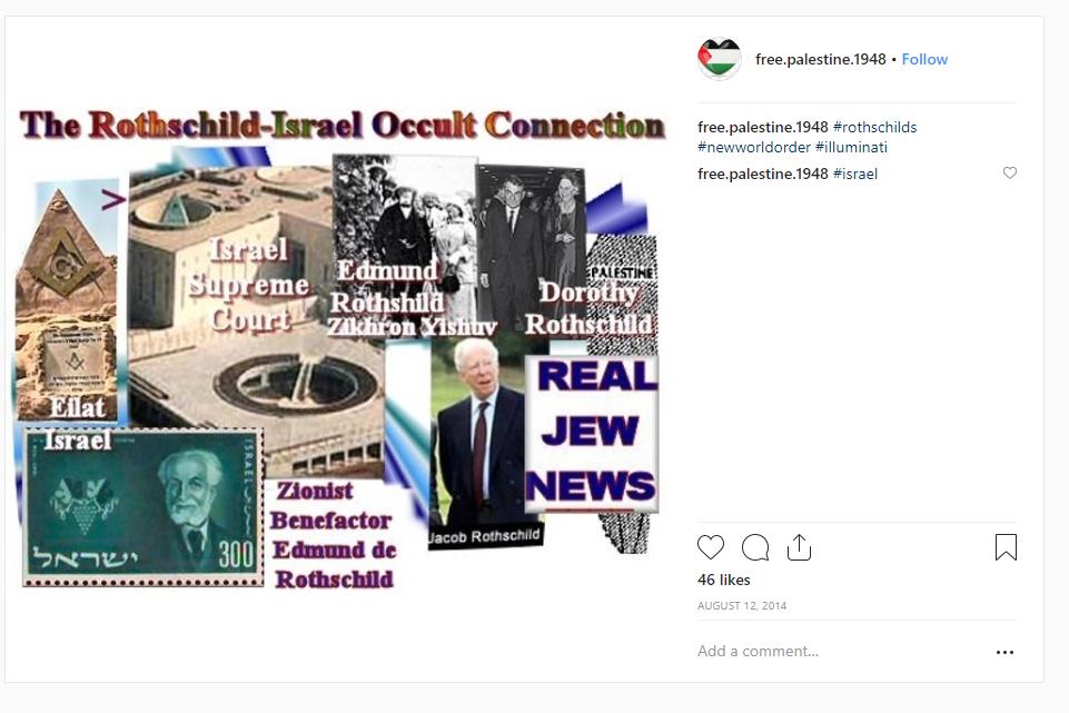 Rashida Tlaib Follows Anti-Semitic Instagram Page - Capital Research