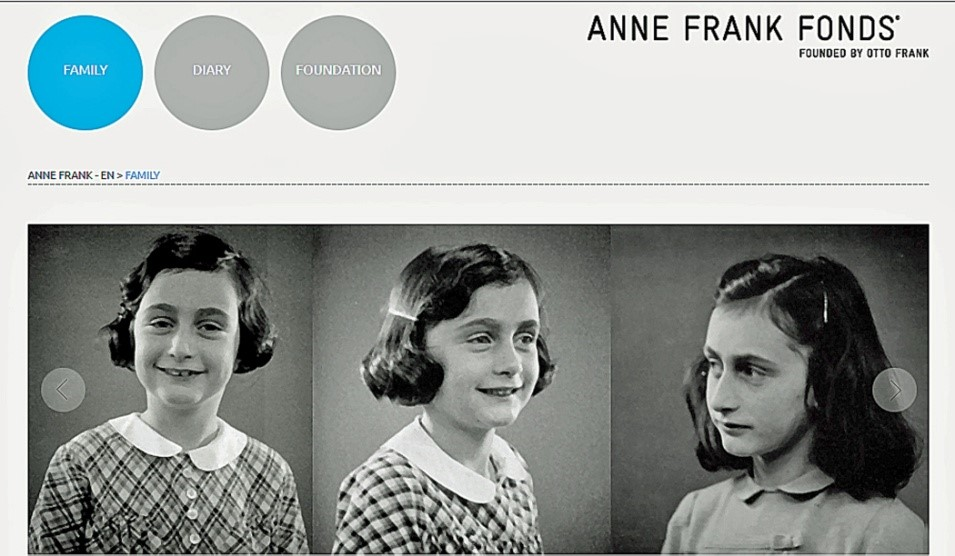 anne frank research Anne frank: anne frank, jewish girl whose diary of her family's years in hiding during the german occupation of the netherlands is a classic of war literature.