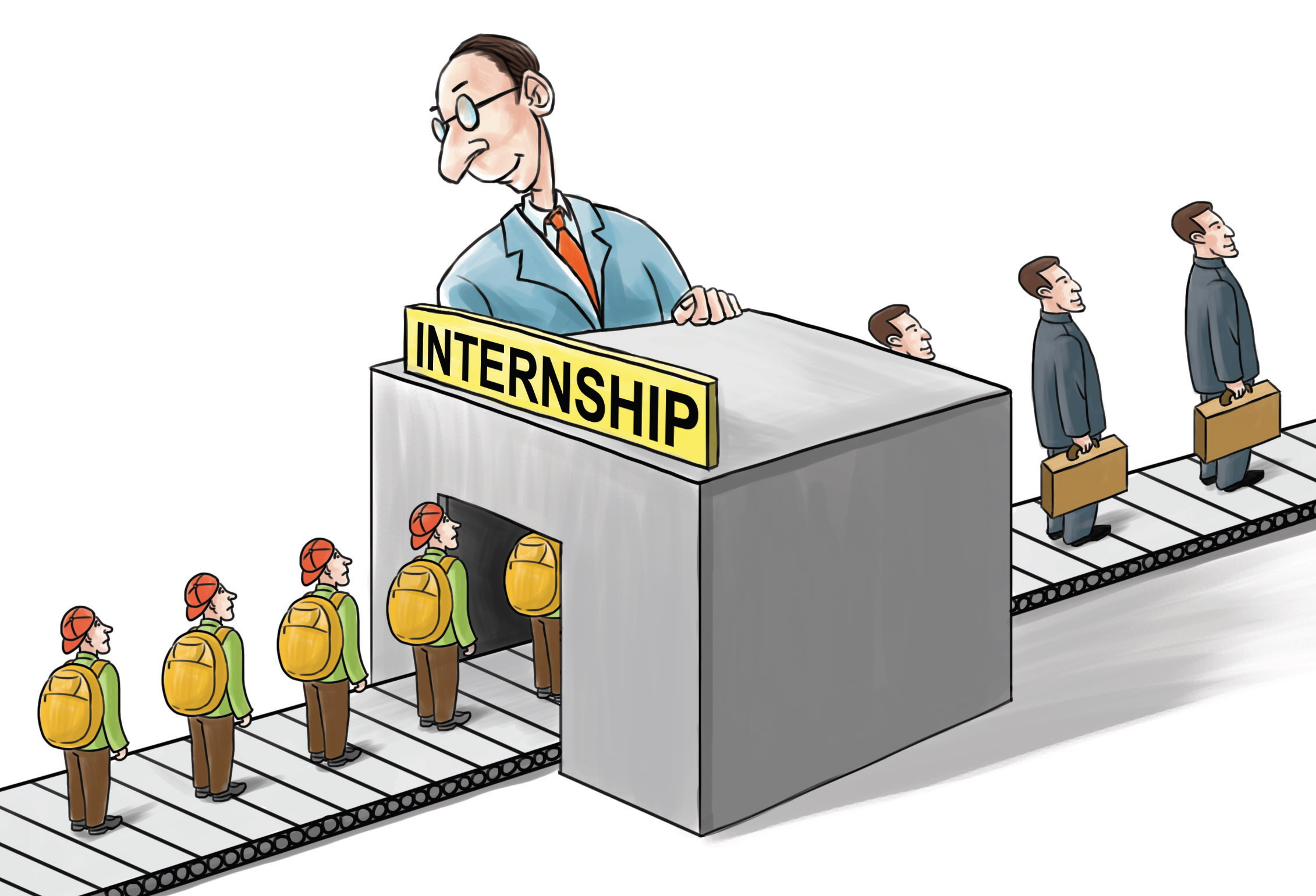 The Unpaid Internship An American Epidemic Capital