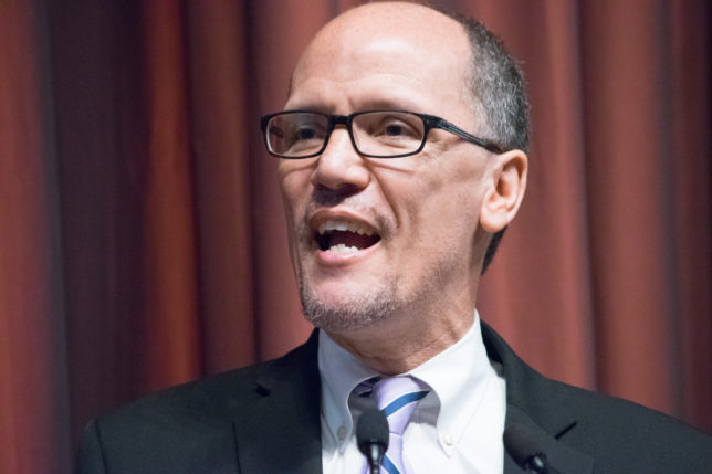 Communist DNC Chair Tom Perez: 'If I Were King for the Day,' It Would Be 'Medicare for All'