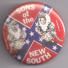 sja Clinton Gore button with Confederate flag 150622 meMcw_sGfA7-houLGssd1ng